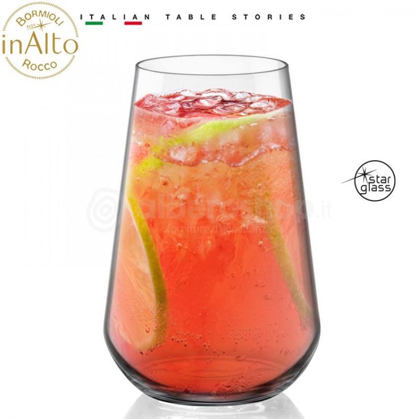 Чаши за вода Inalto 415ml - 6 броя