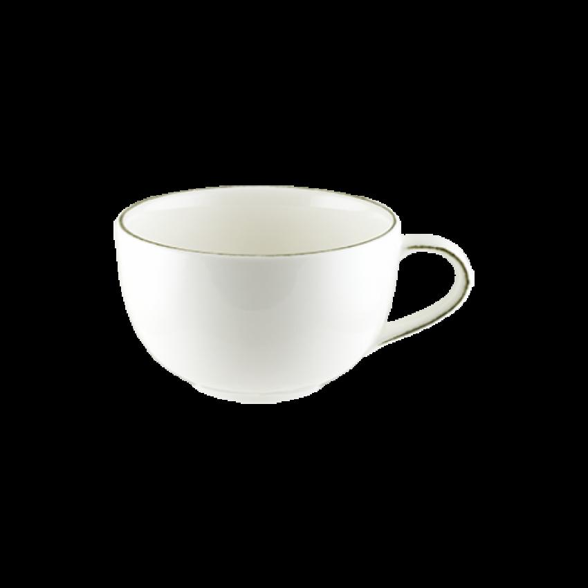 Чаша за чай 350ml ниска - 1 брой - Bonna Iris