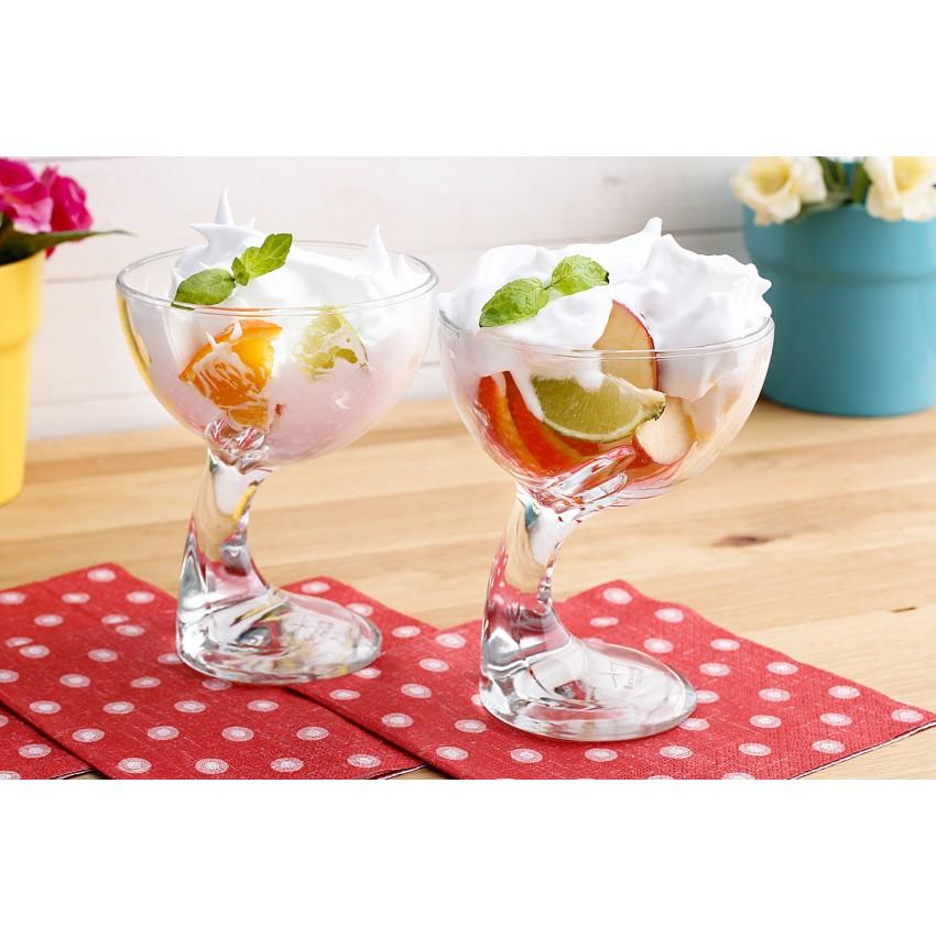 Чаши за мелба - 6 броя