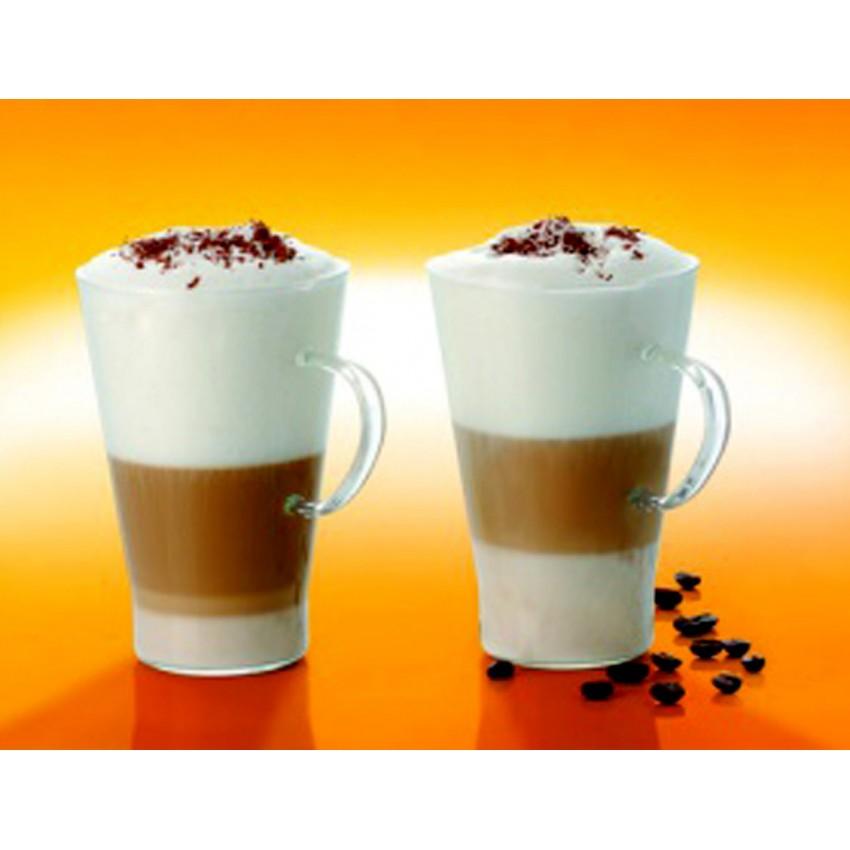 чаша за топли напитки Latte 400ml - 2 броя
