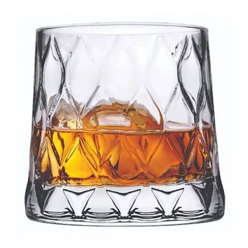 Чаши за уиски Leafy 320ml - 4 броя