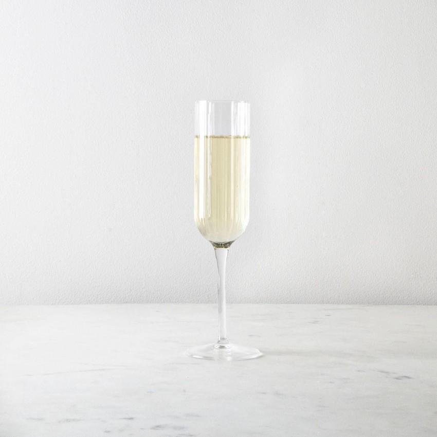 чаши за шампанско Luigi Bormioli Bach Flute 210ml - 4 броя