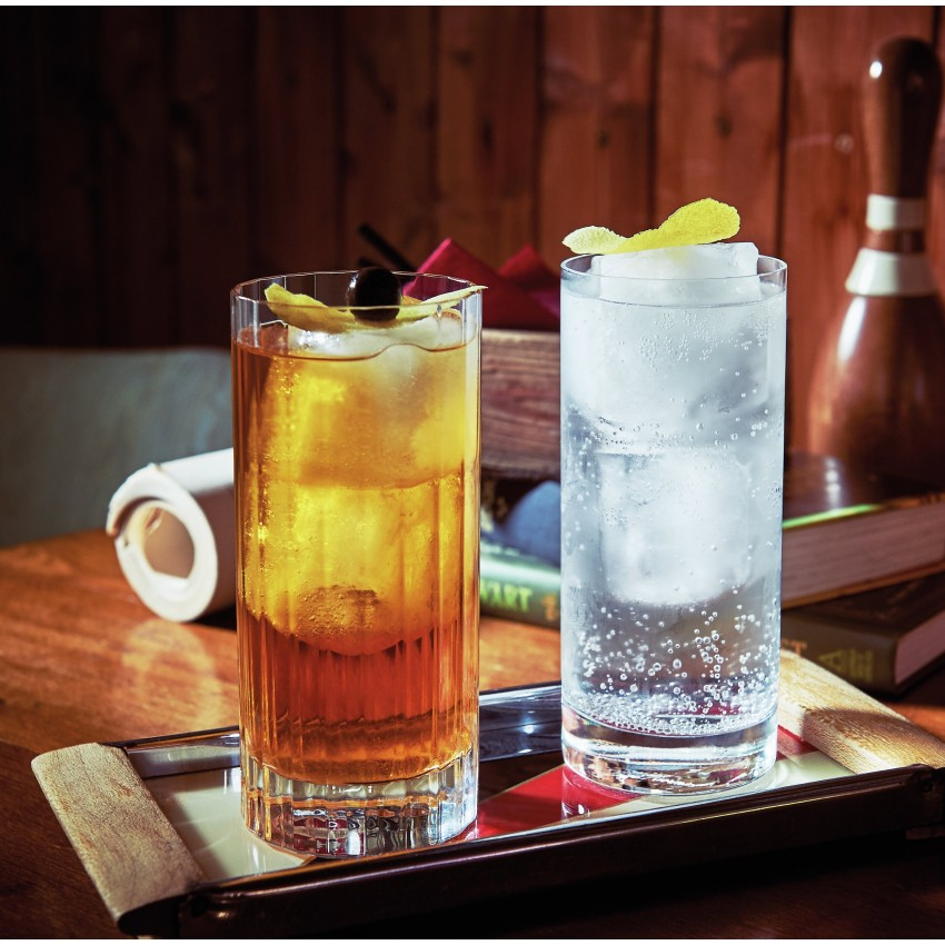 чаши за коктейл и вода Luigi Bormioli Bach 480ml - 6 броя