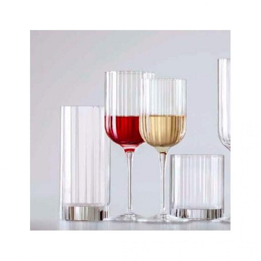 чаши за вино Luigi Bormioli Bach Vino Rosso 400ml - 4 броя