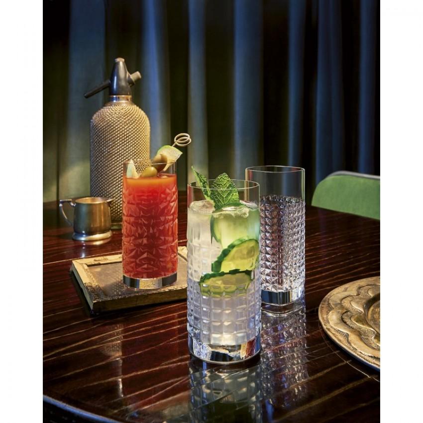 чаши за коктейл Luigi Bormioli Mixology Charme 480ml - 6 броя