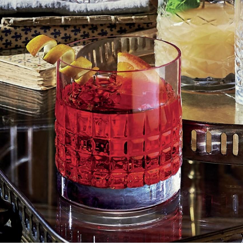 чаши за уиски Luigi Bormioli Mixology Charme 380ml - 6 броя