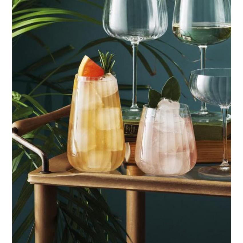 чаши за алкохол и вода Luigi Bormioli Speakeasies Swing 450ml - 6 броя