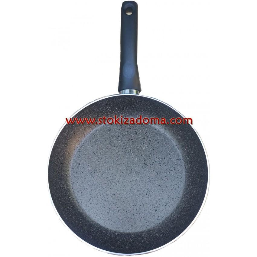 Комплект тигани Mehtap Kuvars - 4 броя