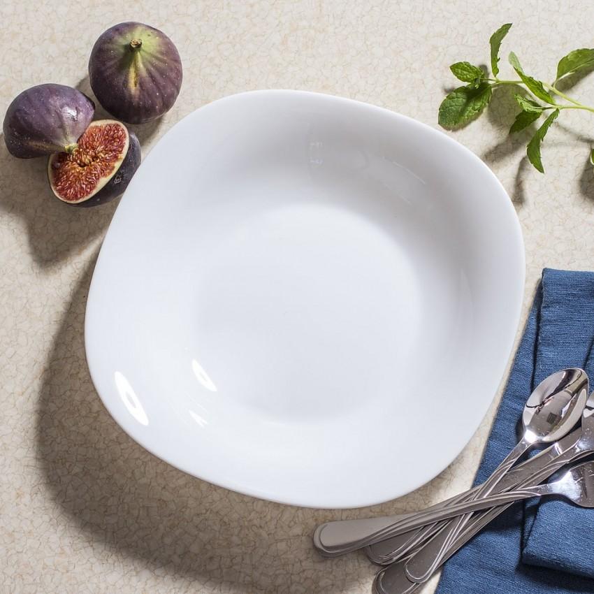 Дълбока чиния 23см - 6 броя - Parma