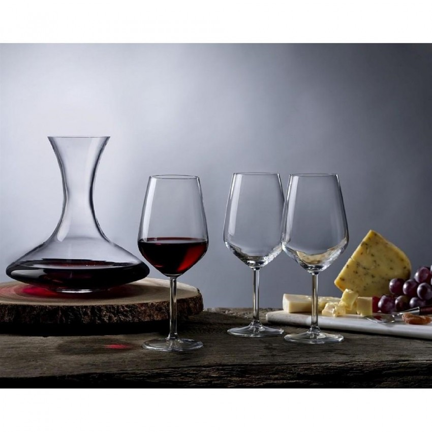 Комплект за вино Pasabahce - гарафа с 6 чаши