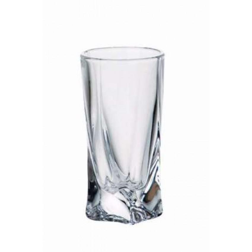 чаши Quadro за алкохол 50мл - 6 броя