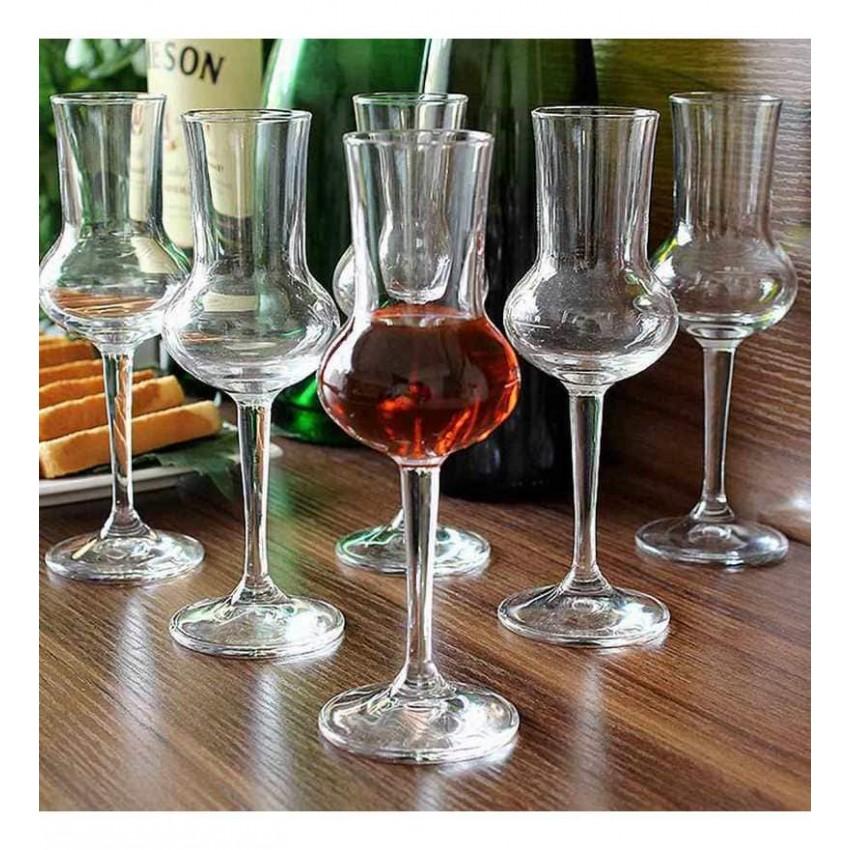 чаши за ракия Riserva - 6 броя
