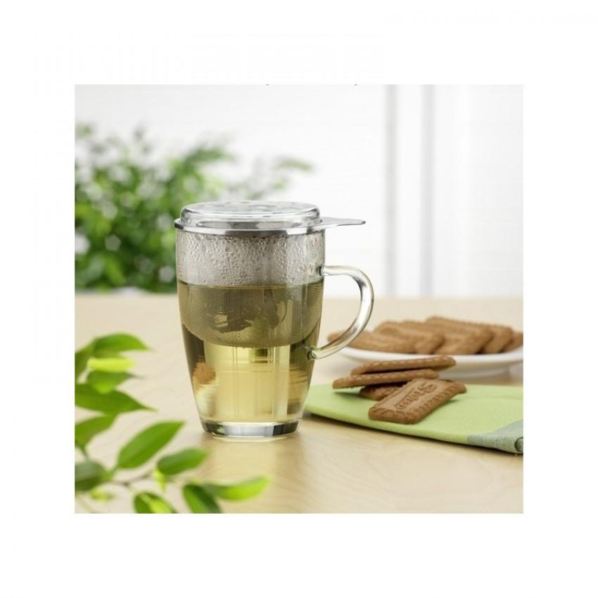 Чаша за чай с цедка
