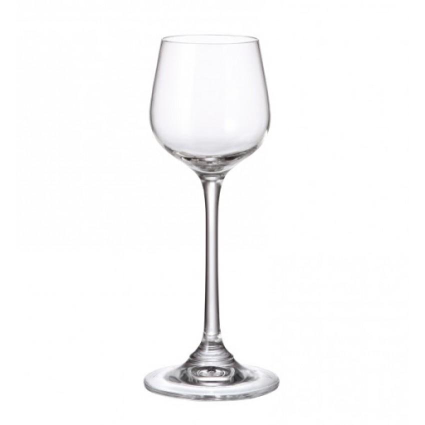 чаши за ракия 60ml Bohemia Strix - 6 броя