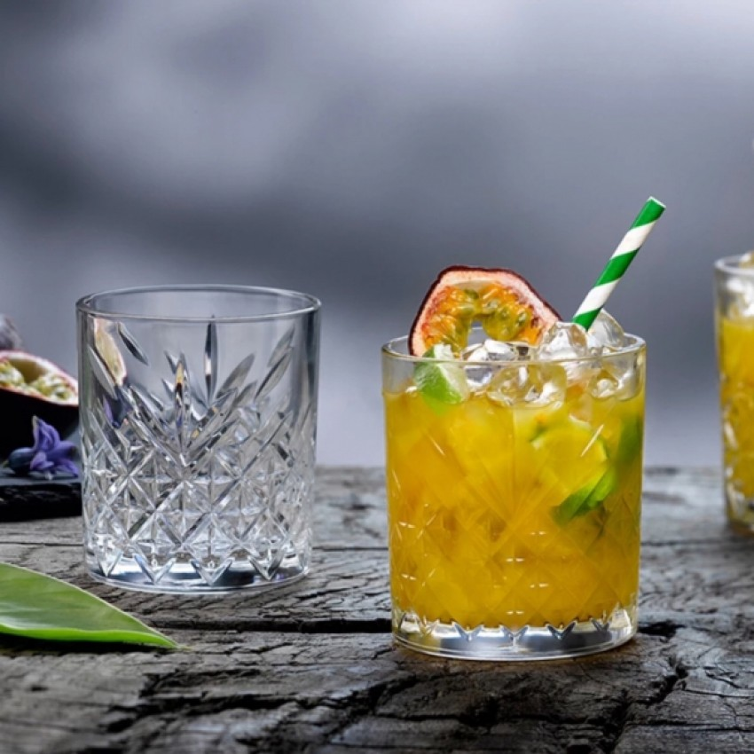 Чаши за уиски Timeless 345ml - 4 броя